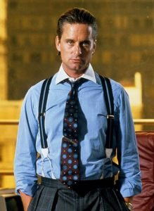 The answer to climate change is democracy - Gordon Gekko