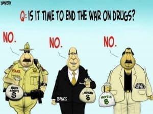 Analyzing the United States' Addiction to War